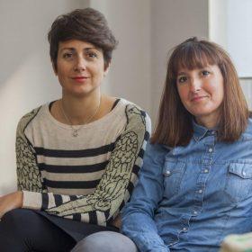 Joana Díaz de Alda y Elena García