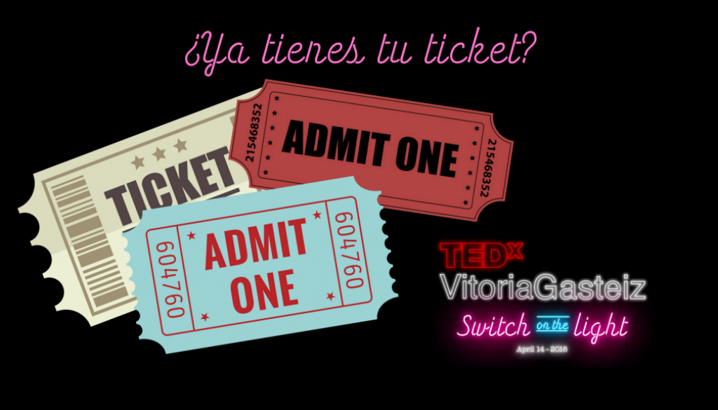 TEDxVitoriaGasteiz-tickets