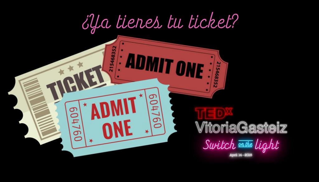 TEDxVitoriaGasteiz-tickets