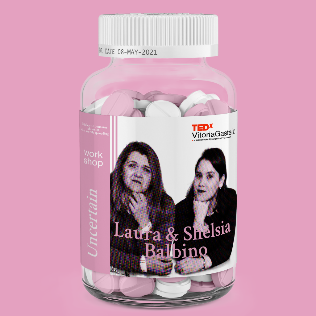 Laura y Shelsia Balbino